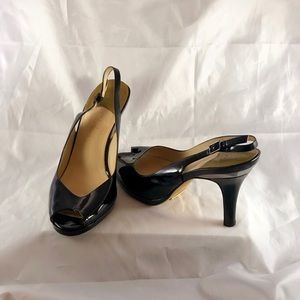 🎀Cole Haan black leather. Size 7